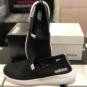 Adidas Lite Racer Slip-On - Core Black 8.5 NEW